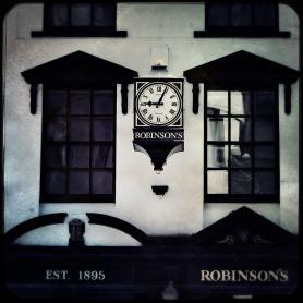 Belfast - Robinson's Bar