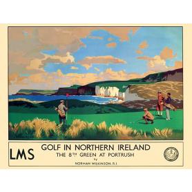 Ireland Co Antrim - Golf Royal Portrush