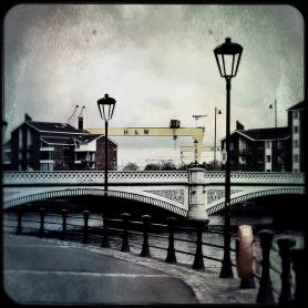 Belfast - Albert Bridge