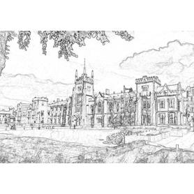 Belfast - Queen's University Mono
