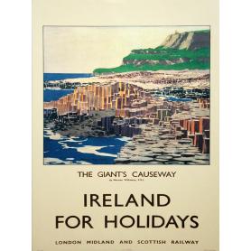 Ireland Co Antrim - Giant's Causeway Ireland For Holidays