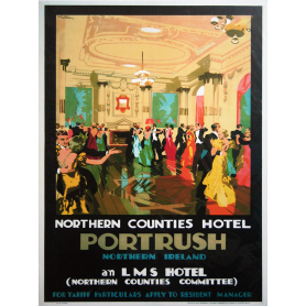Ireland Co Antrim - Northern Counties Hotel Portrush