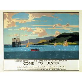 Ireland Co Antrim - Belfast Lough