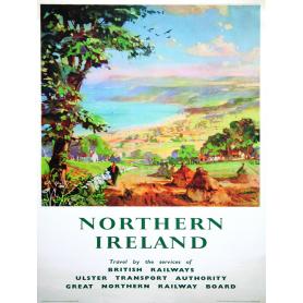 Ireland Co Antrim - Cushendun