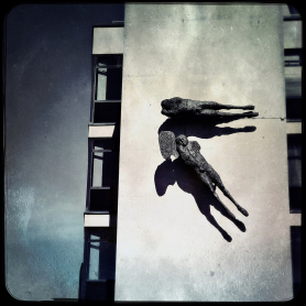 Belfast - Flying Figures E. Frink