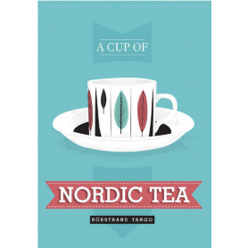 A Cup of Nordic Tea In Aqua