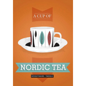 A Cup of Nordic Tea In Orange