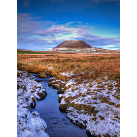 Slemish With A Touch Of Snow