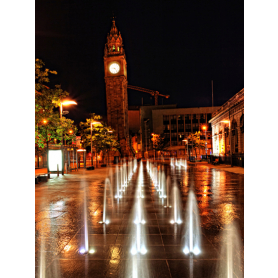 Belfast - Albert Clock