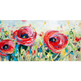 Print Ltd Edition - Floral Series - Always And Forever