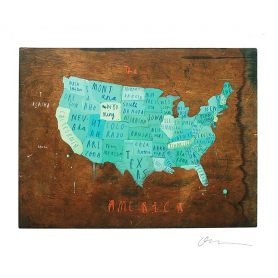 Maps - The America Map