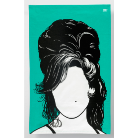 Tea Towel - Amy Winehouse