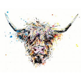 Print Ltd Edition Animals - Angus