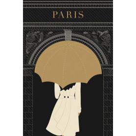 Paris Illustration Arc De Triomphe