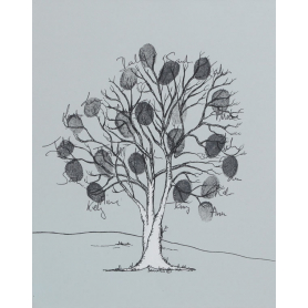 Friends & Family Tree - Irish Ash