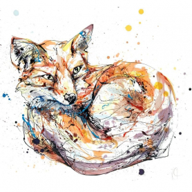 Print Ltd Edition - Animals Series - Awaken
