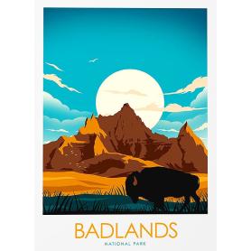 National Park - Badlands