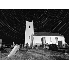 Co Antrim - Ballintoy Star Trail