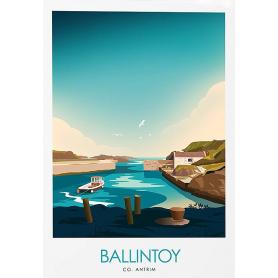 Co Antrim - Ballintoy