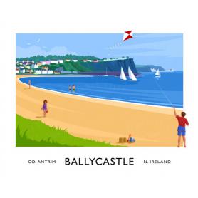 Co Antrim - Ballycastle Beach