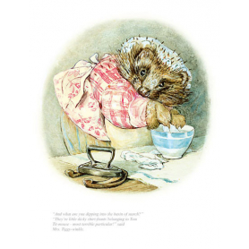 Mrs Tiggy-Winkle