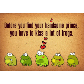 Before You Find Your Handsome Prince