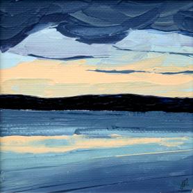 Belfast Lough Blue
