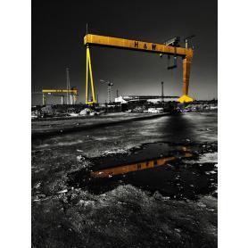 Belfast - Shipyard Cranes
