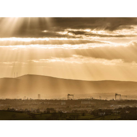 Belfast - Sunset
