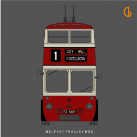 Belfast Trolley Bus