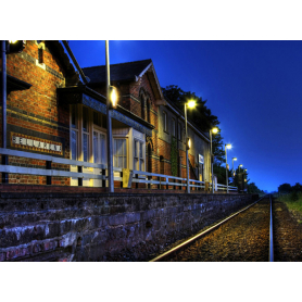 Co Derry - Bellarena Station