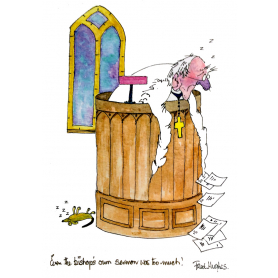 Bishops Sermon