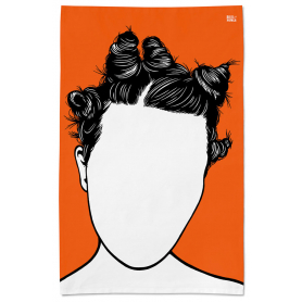 Tea Towel - Bjork