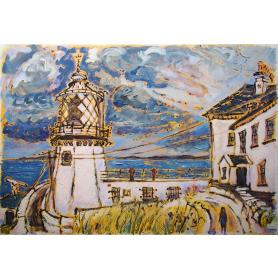 Print - Blackhead Lighthouse Co Down