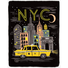 Bon Voyage New York