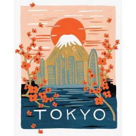 Bon Voyage Tokyo