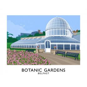 Belfast - Botanic Gardens