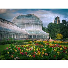 Belfast - Palm House Botanic Gardens Frame Black Box