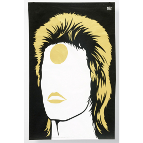 Tea Towel - David Bowie Ziggy Stardust