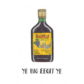 Drinks - Buckfast