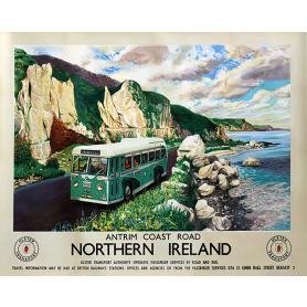 Ireland Co Antrim - Coast Road Bus