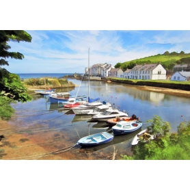 Co Antrim - By the Bridge Cushendun