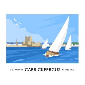 Co Antrim - Carrickfergus Yachts