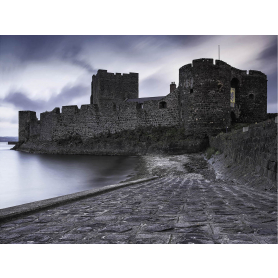 Co Antrim - Carrickfergus Castle