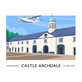 Co Fermanagh - Castle Archdale