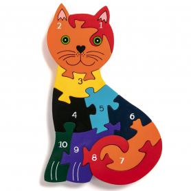 Number Cat