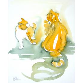 Original - Cat Series 3