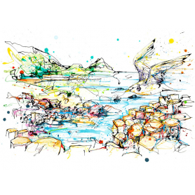 Print Ltd Edition - Landscapes Series - Causeway Coast
