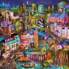 Dream Series Co Antrim - Causeway Port