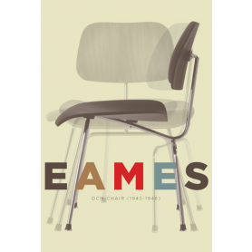 Charles Eames DCM Chair